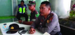 Kepala Polisi Subsektor LIA, IPDA Sulyadi