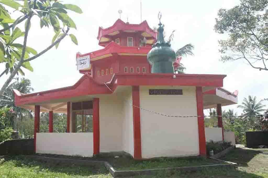 masjid vihara