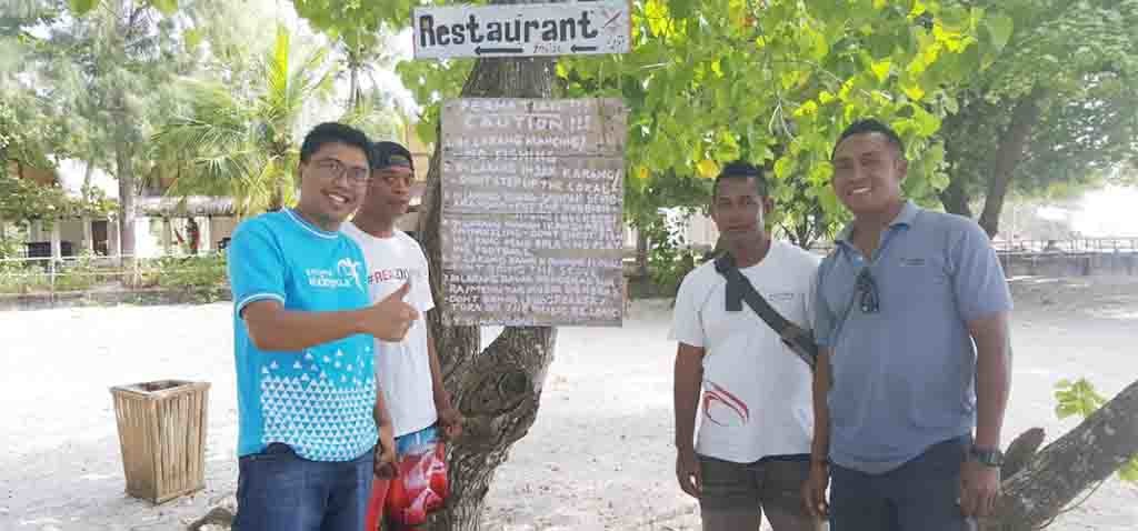 Destinasi Wisata Kawasan Sekotong Lombok Semakin Siap