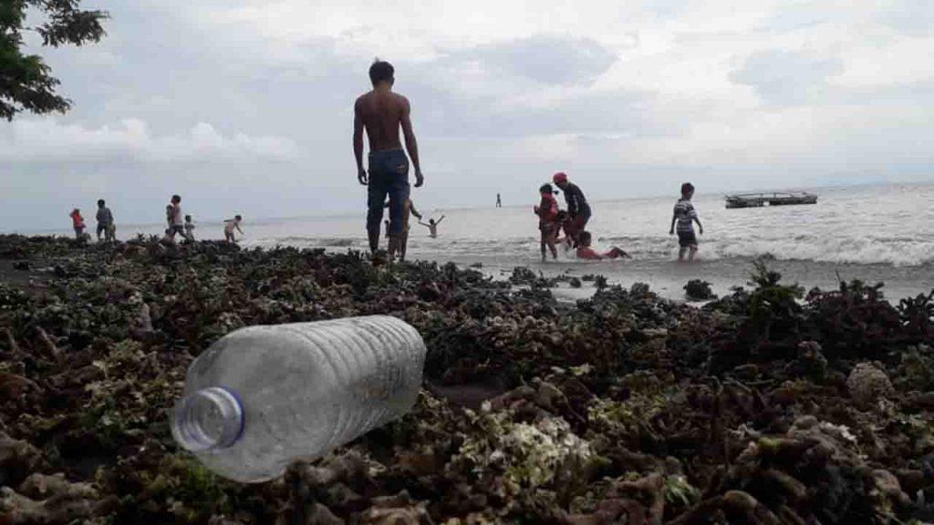 Objek Wisata Pantai Di Lotim Kumuh Suarantb Com