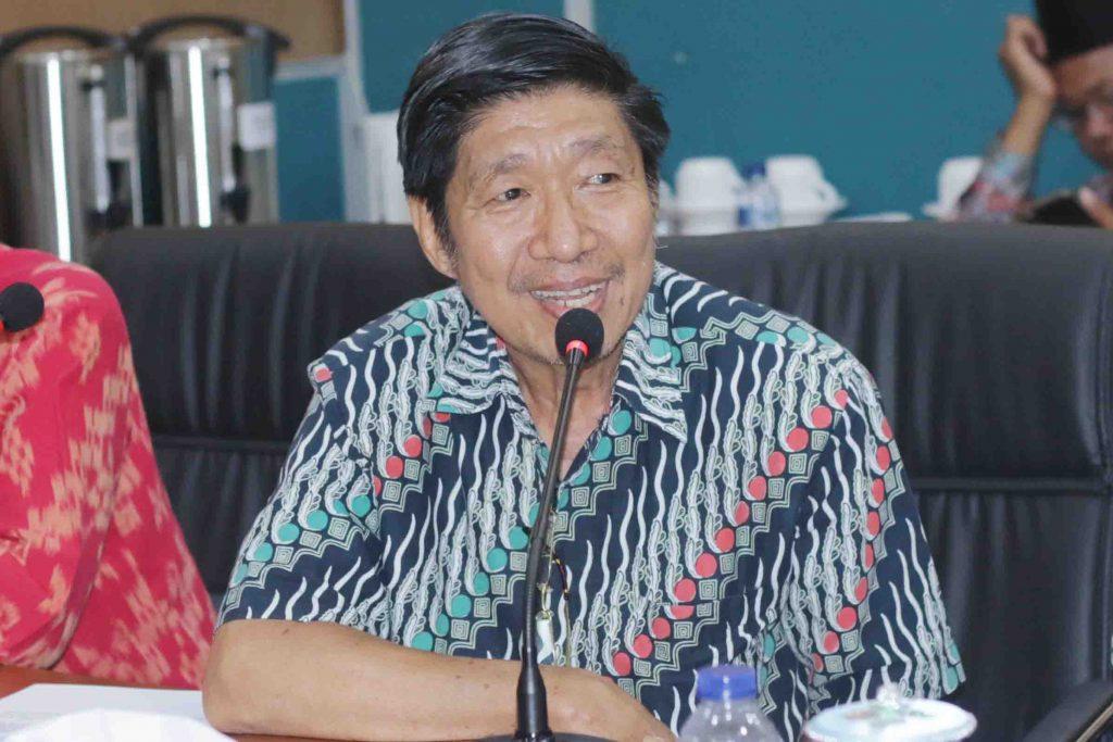 Ketua Matakin NTB, S. Widjanarko