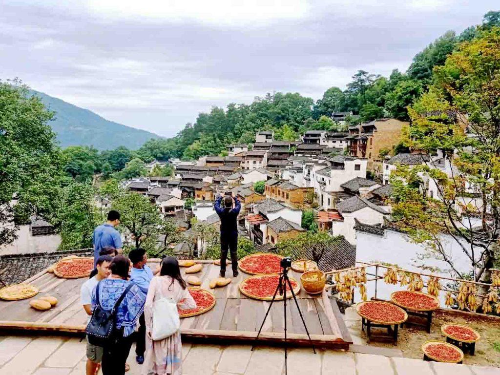Sektor pariwisata juga berkembang pesat mengikuti sektor industri di Jiang Xi. (Suara NTB/rak)