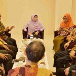 Suasana program review kegiatan BKKBN di Mataram yang dihadiri Wakil Gubernur NTB Hj. Sitti Rohmi Djalilah di Mataram, Kamis, 3 Oktober 2019 (Suara NTB/ist)